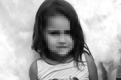 María Ángel Molina, menor asesinada por la expareja de su mamá que ya confesó el crimen según la Policía