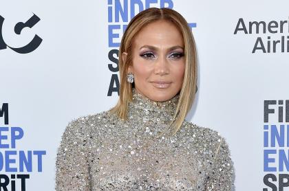 Foto de Jennifer Lopez, a propósito de fotos en las que se evidenció su celulitis