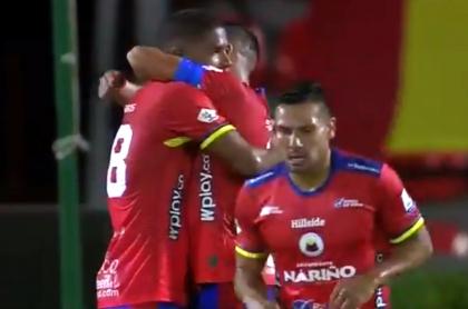 Pasto elimina al América de Cali en cuartos de final de la Copa Colombia