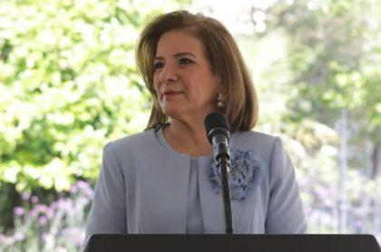 Margarita Cabello se posesionó como nueva procuradora ante Iván Duque