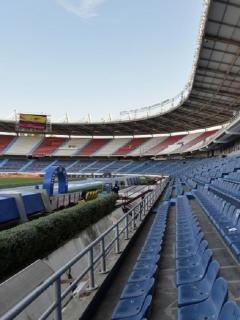 Los equipos del fútbol colombiano han visto drásticamente reducidos sus ingresos, principalmente sin las taquillas.