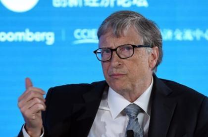 Bill Gates es acusado en Perú de ser el creador del coronavirus.