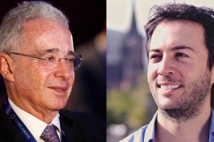 Uribe publicó presunto chat en el que Quintero lo habría insultado