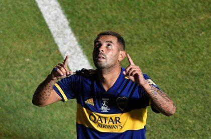 Edwin Cardona anotó un golazo en el partido Boca Juniors vs. Banfield en la Copa Diego Maradona.