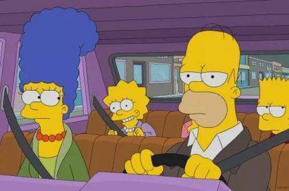 Los Simpson, serie cuyo escritor David Richardson murió