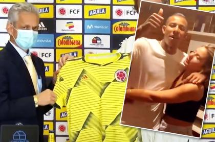 Las condiciones de Rueda para que Villa vuelva a la Selección Colombia. Fotomontaje: Pulzo.