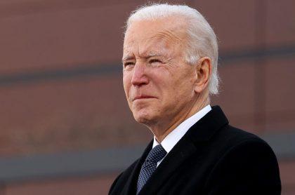 Joe Biden se despide entre lágrimas de Delaware y viaja a Washington