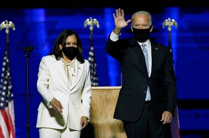Joe Biden y Kamala Harris, ilustran minuto a minuto del en vivo de su posesión como presidente y vicepresidenta de Estados Unidos, y salida de Donald Trump de la Casa Blanca.