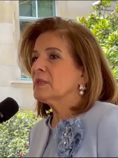 Margarita Cabello Blanco, procuradora general