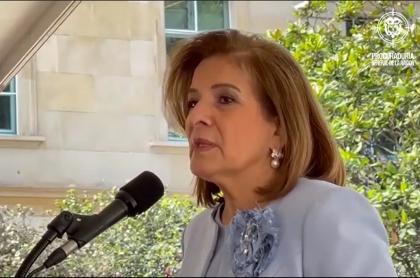 Margarita Cabello Blanco, procuradora general