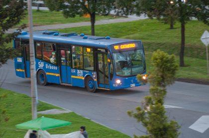 SITP ilustra nota de robo masivo en un bus del sistema de Transmilenio en CIudad Bolívar