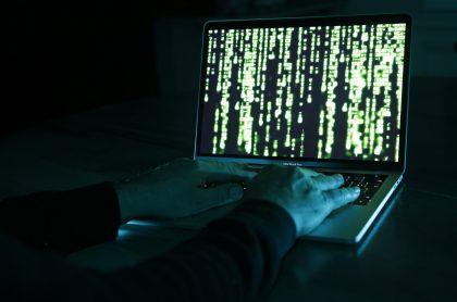 Foto ilustrativa abre nota sobre ciberataque que sufrió la presidencia de Colombia