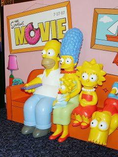 Foto de Los SImpson ilustra nota sobre Los Simpson y posesión Biden: predijeron la presencia de Tom Hanks