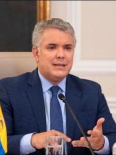 Iván Duque envió mensaje al presidente de Estados Unidos, Joe Biden, en donde halaga su discurso de unión y le pide fortalecer las relaciones con Colombia