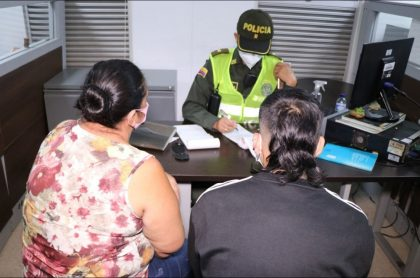 Comparendos a padres de jóvenes que se citaron por Internet para pelear en Bucaramanga