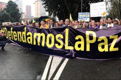 Carta de movimiento por la paz de Colombia a Joe Biden y Kamala Harris