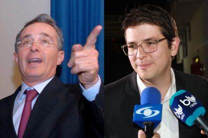 El expresidente Álvaro Uribe no aspirará nuevamente al Senado y Miguel Uribe Turbay lo reemplazaría.