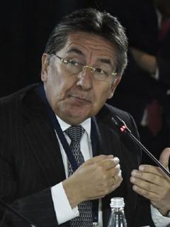Néstor Humberto Martínez, exfiscal general de la Nación.