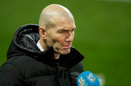 Zinedine Zidane da positivo por coronavirus