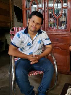 Joven con síndrome de Down obtuvo puntajeIcfesmás alto en su municipio