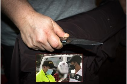 Mujer pagó un millón de pesos para el asesinato de su esposo.