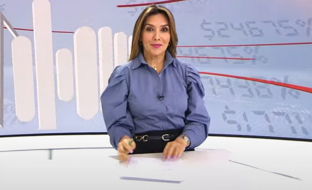 Mónica Rodríguez / Pantallazo, Noticias Uno
