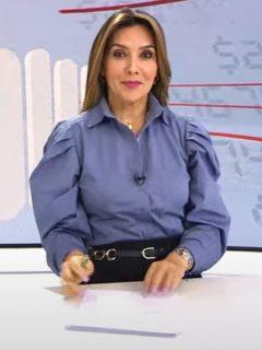 Mónica Rodríguez, presentadora de Noticias Uno, reveló que intentaron hackearle sus redes sociales.