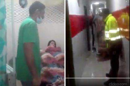 Personas sorprendidas en prostíbulo de Palmira violando toque de queda nocturno