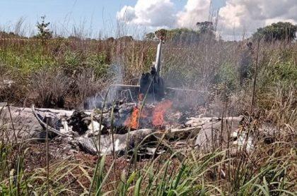 Cuatro futbolistas del Palmas Fútbol y Regatas, club de la cuarta división de Brasil, murieron en medio de un fuerte accidente aéreo.