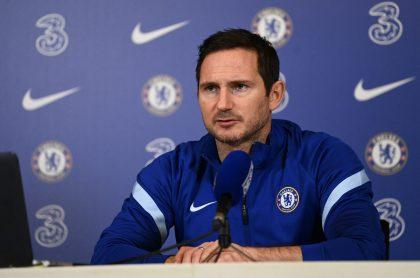 Lampard no continúa como entrenador del Chelsea FC.