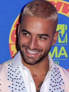 Maluma, en los MTV EMA's 2020, ilustra nota sobre duda de si va a ser papá o estrenará disco y qué tiene que ver Ariadna Gutiérrez con eso.