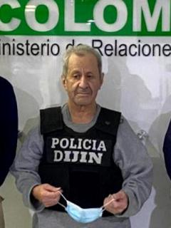Violador Hernán Giraldo Serna.