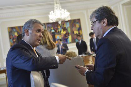 Muerte de Carlos Holmes Trujillo: Iván Duque habla del duelo nacional. Consejo de ministros en 2018.