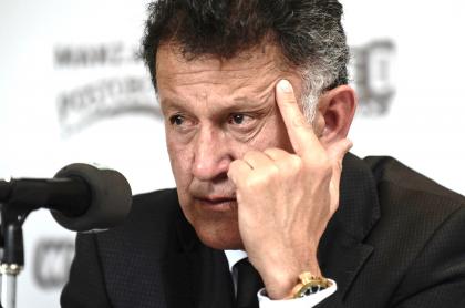 Según Osorio, estaba esperando el llamado de la Selección Colombia. Imagen de referencia del entrenador risaraldense.