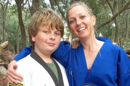 Gregory Logan Ramos, de 17 años, confesó que asesinó a su madre debido a que lo regañó por sacar malas calificaciones en el colegio, en Estados Unidos.