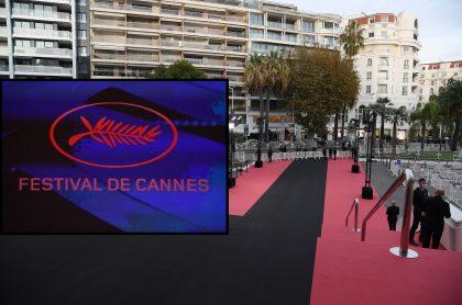 Imagen del Festival de Cannes 2020, a propósito del aplazamiento de la fecha del 2021