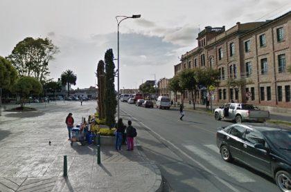 Parque de Mosquera, ilustra nota sobre pico y cédula en ese municipio y en Chía, Facatativá y Madrid hoy 28 de enero.