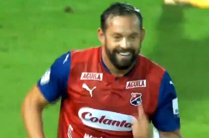 Medellín, finalista de Copa Colombia con gol de Matías Mier