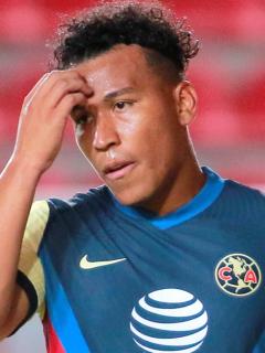 Para el Milan, Róger Martínez es el mejor colombiano: 'Piojo' Herrera. Foto de referencia del delantero cartagenero.