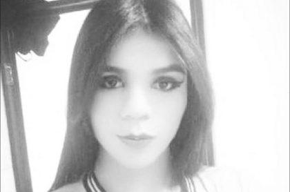 Verónica Solano, mujer trans que fue encontrada muerta en un sector del barrio Tintala, en la localidad de Kennedy