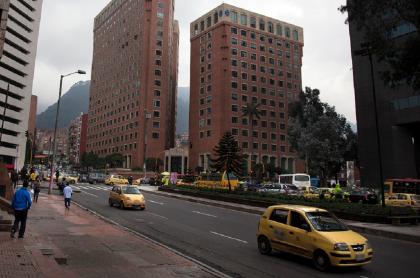 Calle de Bogotá, ilustra nota sobre pico y placa en la capital hoy 29 de enero y el fin de semana; a qué hora empieza y excepciones.