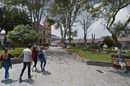 Parque de Madrid, ilustra nota de pico y cédula en ese municipio de Cundinamarca y en Chía, Mosquera y Facatativá hoy 29 de enero.