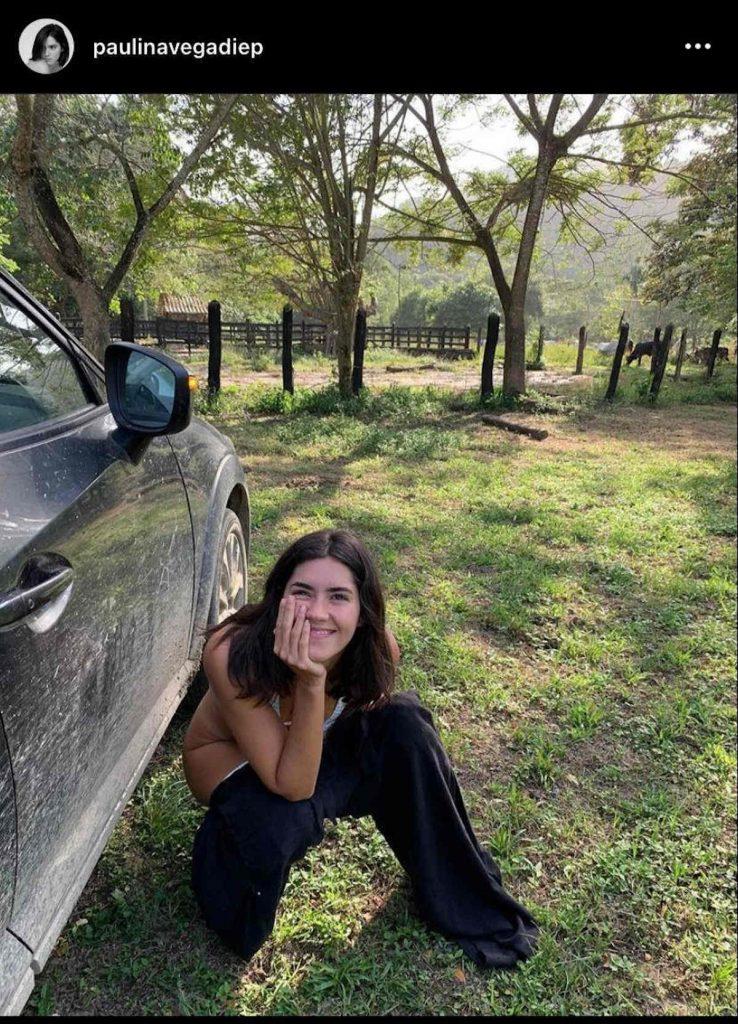 @paulinavegadiep / Paulina Vega, ex Miss Universo colombiana