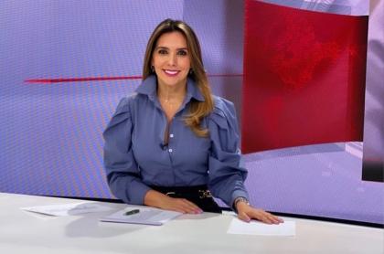 Foto de Mónica Rodríguez, quien denunció que atracaron a su hijo
