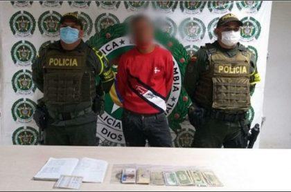 Captura del ciudadano venezolano acusado de traficar con migrantes en Arauca.