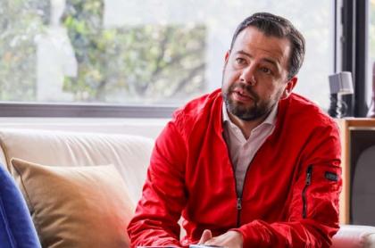 Carlos Fernando Galán, quien en entrevista con Pulzo aseguró que cree que el candidato del centro ganará la presidencia de Colombia en 2022