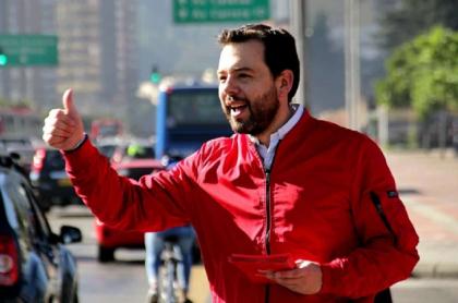 Carlos Fernando Galán, quien reconoció en entrevista con Pulzo que se lanzaría a la Alcaldía de Bogotá en 2023
