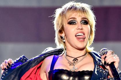 Concierto de Miley Cyrus por TikTok abrirá el Super Bowl LV. Imagen de referencia de la artista.
