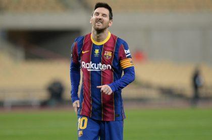 Revelan el verdadero salario de Lionel Messi en el FC Barcelona.