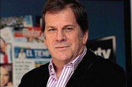 Roberto Pombo, gerente general de El Tiempo que anuncia su retiro